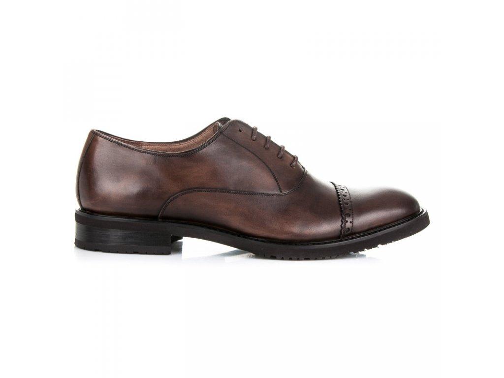 Pánske topánky oxford