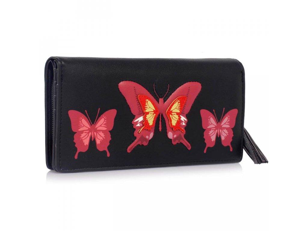 Viacfarebné obrázkové peňaženky
