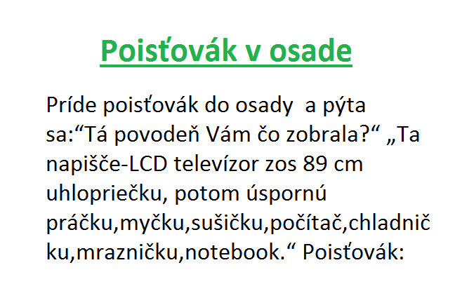 poistovak