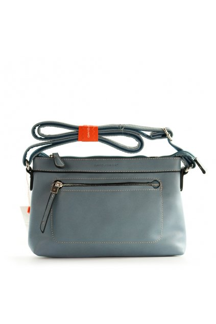 Crossbody kabelka David Jones modrá 3820-1
