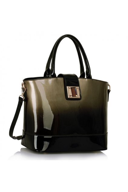 Shopper kabelka do ruky Anna sivá LS00329