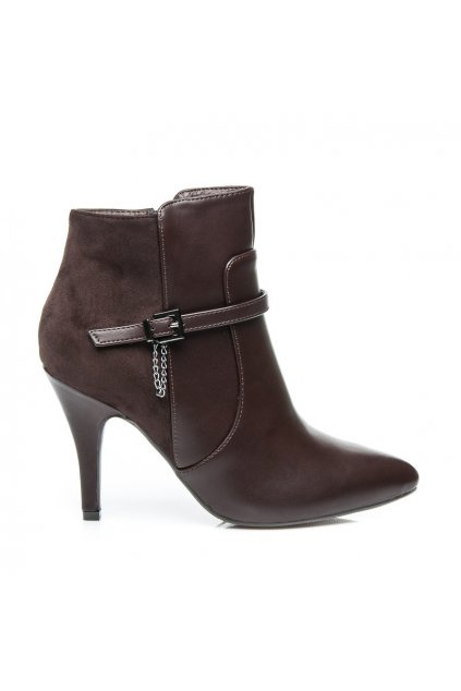 Elegantné topánky s vysokým opätkom veľ.č. 37, 38 (Veľkosť UK5 / EUR 38)