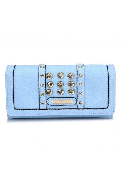 Modrá peňaženka Carmen LSP1041A