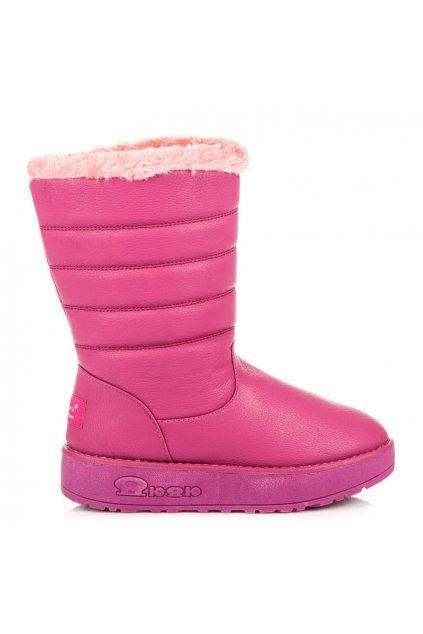 Ružové snehule Milena 858RR