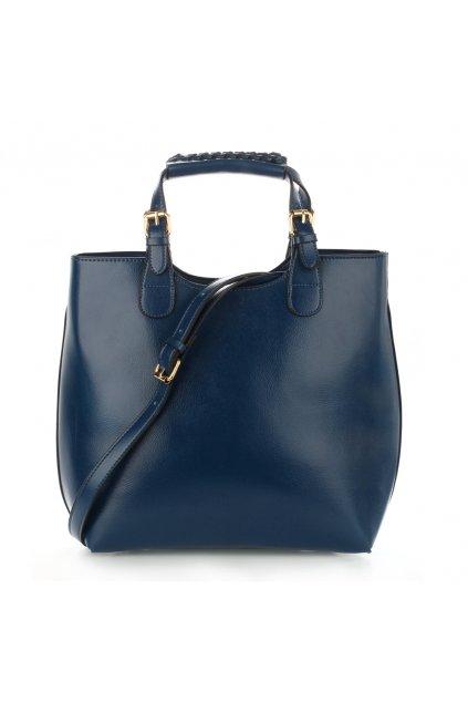 Kabelka modrá Delia AG00267
