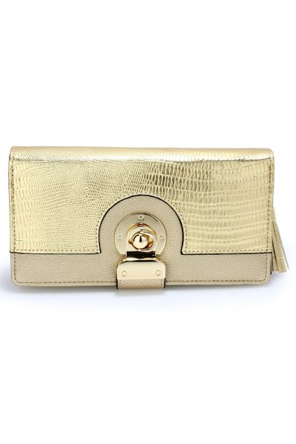Zlatá peňaženka Megan AGP1092B