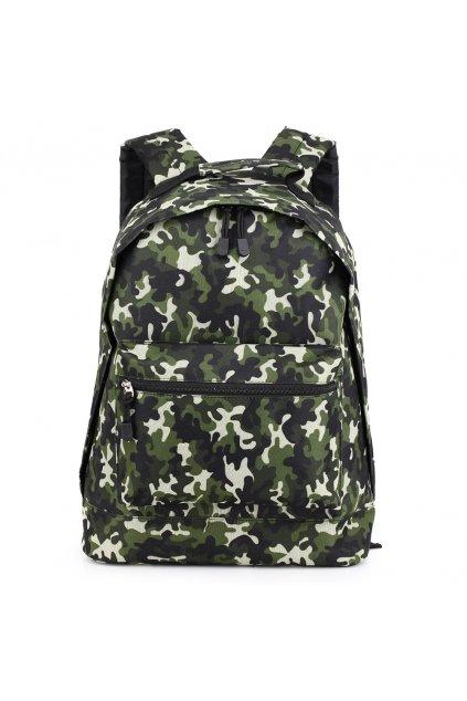 Zelený ruksak Lola AG00585