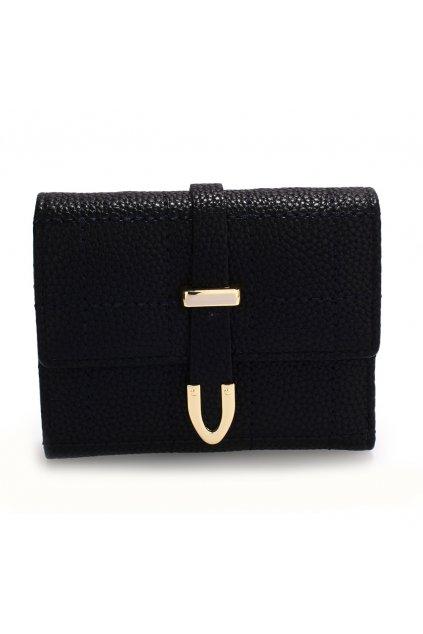 Peňaženka čierna Alex AGP1085